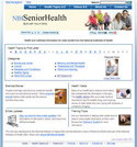 National Institutes of Health SeniorHealth.gov Gets New Design