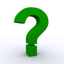 Picture of question mark