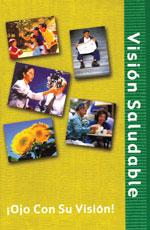 Visión Saludable (Healthy Vision) booklet