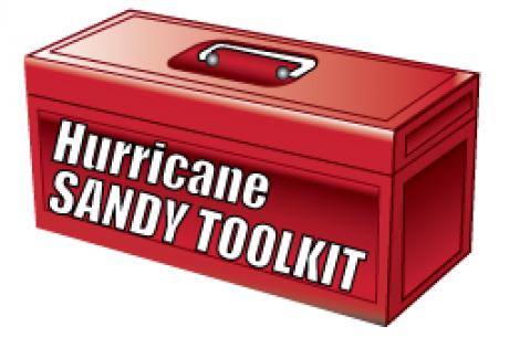 Hurricane Sandy Toolbox