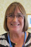 Photograph of Sharon Sprecher.