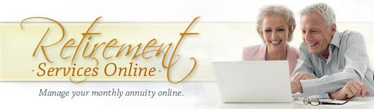 Retirement Services Online