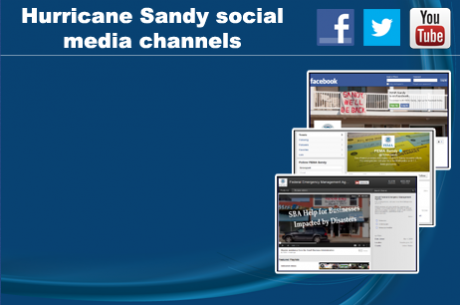 Visit Facebook, Twitter and YouTube for up-to-date recovery info