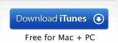 Download iTunes. Free for Mac + PC.
