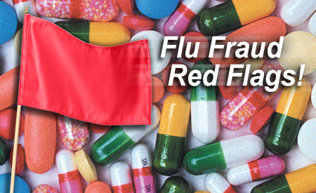Beware of Fraudulent Flu Products - topic feature