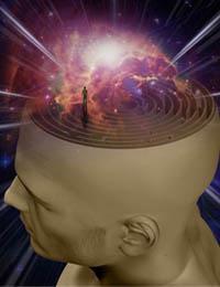 A maze in the brain.