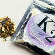 A picture of synthetic marijuana.