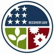Recovery.gov: The U.S. American Reinvestment and Recovery Act Logo