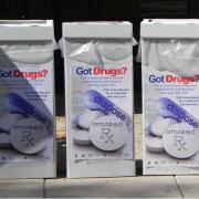 Got drugs signs