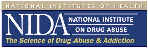 NIDA logo.