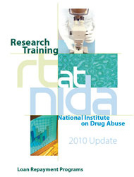 Research Training at NIDA publications cover