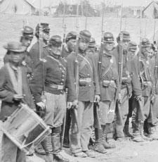 Civil War Tagging Mission
