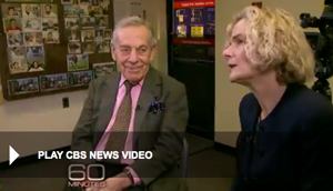 Morely Safer interviewing Nora Volkow on 60 Minutes