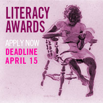 Library of Congress Literacy Awards Apply Now! Deadline April 15