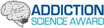 Addiction Science Award logo