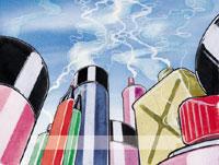 inhalant bottles
