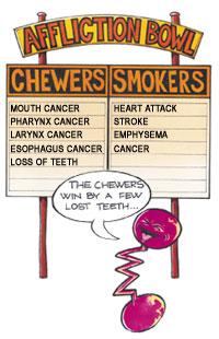 nicotine comic