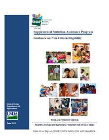SNAP Guidance on Non-Citizen Eligibility