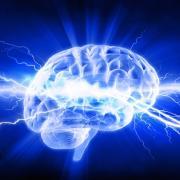 Electric human brain.