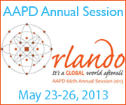 Register Now for Annual Session 2013