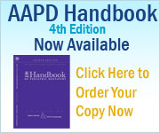 AAPD Handbook 4th Edition Now Available
