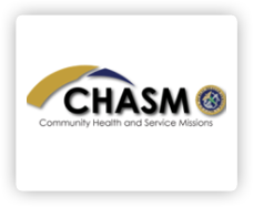 Community Health and Service Missions (CHASM) logo
