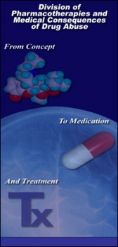 From concept to medication to treatment graphic