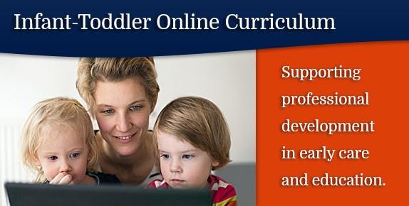 Infant-Toddler Online Curriculum