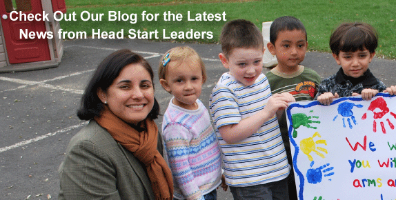 Check Out Our Blog for the Latest News from Head Start Leaders