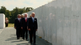 The Vice President and Dr. Biden Dedicate the Flight 93 National Memorial