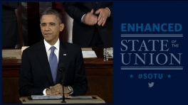 The 2013 State of the Union Address (Enhanced Version)