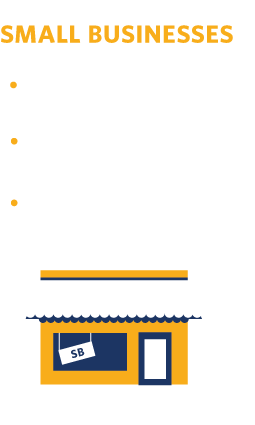 28 million American small businesses create 2 of every 3 new jobs and employ half of the nation's workforce