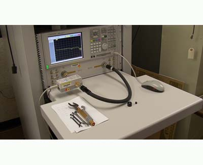 Verifying the performance of vector network analyzers—devices that check how components used in cell phones, radios and satellites transmit signals—has gotten a lot easier and faster with this plug-in device and accompanying software developed by NIST. A process that once took hours or days can now be done in minutes.