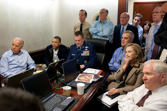 Monitoring Osama