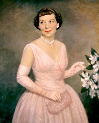 Mamie Geneva Doud Eisenhower