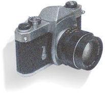 Ilustración de cámara.