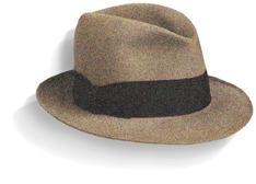 Ilustración de un sombrero.