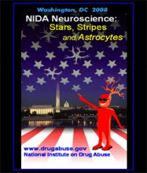Winning Slogan: Stars, Stripes and Astrocytes