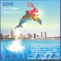 Winning Slogan: Dive into NIDA Neuroscience