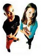 image of 2 teens