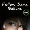 Follow Sara Bellum badge