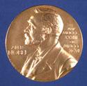 Nobel Prize Medal. © ® The Nobel Foundation