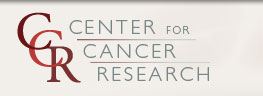 Center for Cancer Research Logo