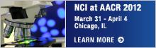NCI at AACR 2012 tile