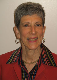 Photo of Dr. Judith H. Greenberg