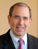 Picture of Dr. John I. Gallin, Director of the NIH Clinical Center