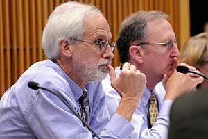 John Bucher, Ph.D., and David Eastmond, Ph.D.