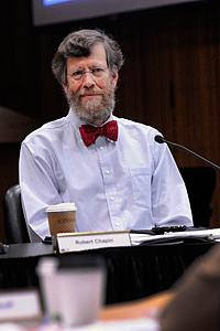 Robert Chapin, Ph.D.