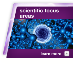 Scientific Focus Areas