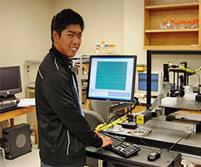 Johann Choo will attend Johns Hopkins University this fall, majoring in Biomaterials Engineering